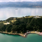 Is Shelly Bay development already underway amongst a divided iwi? Satellite images show land being cleared.