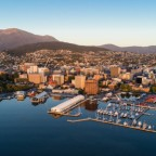Hobart versus Wellington; Smart Thinking, Smart City, Smart Future.