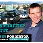Stuck in traffic? He'll sort it